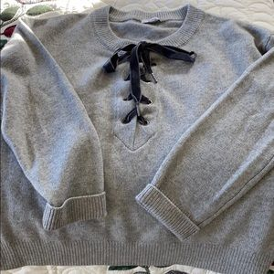 NWOT Rails wool/cashmere blend sweater. Size small